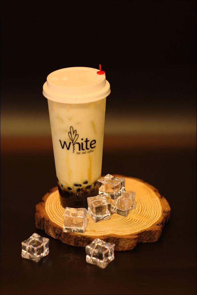 White Tea and Coffee