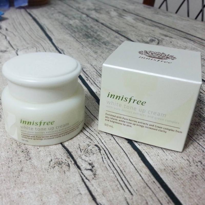White Tone Up Cream – Innisfree