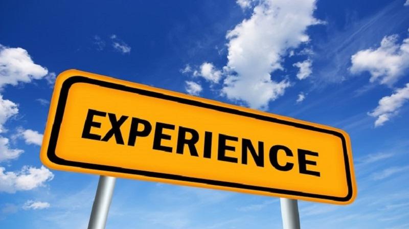Kinh nghiệm là chìa khóa mang đến thành công cho bạn.