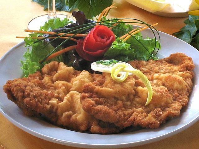 Wiener Schnitzel - Áo