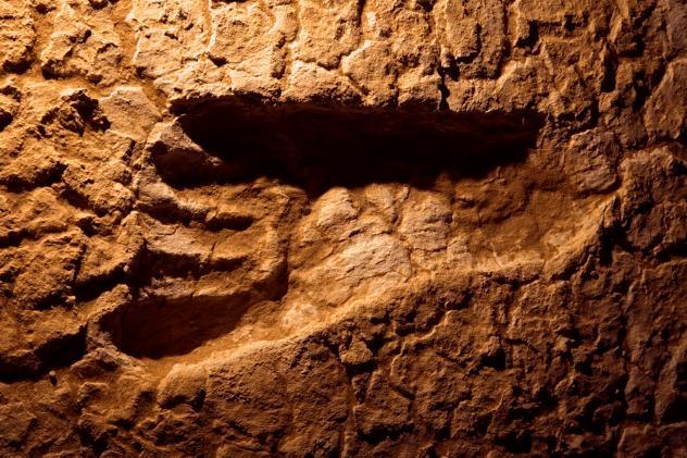 Willandra Lake Footprints