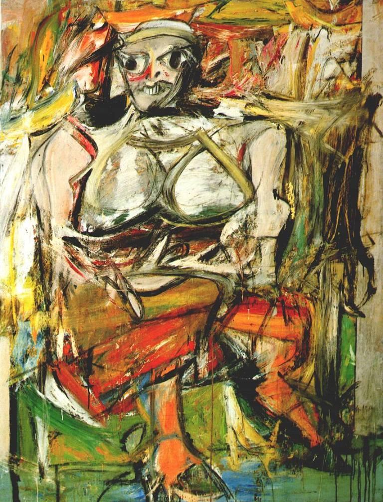 Bức tranh Người đàn bà xấu xí