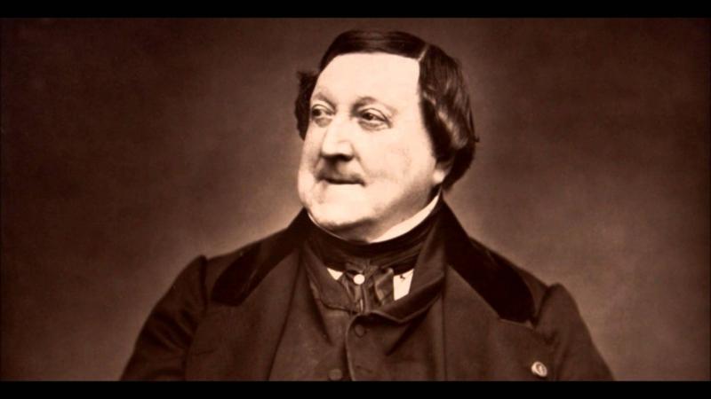 Gioachino Rossini (1792 - 1868)