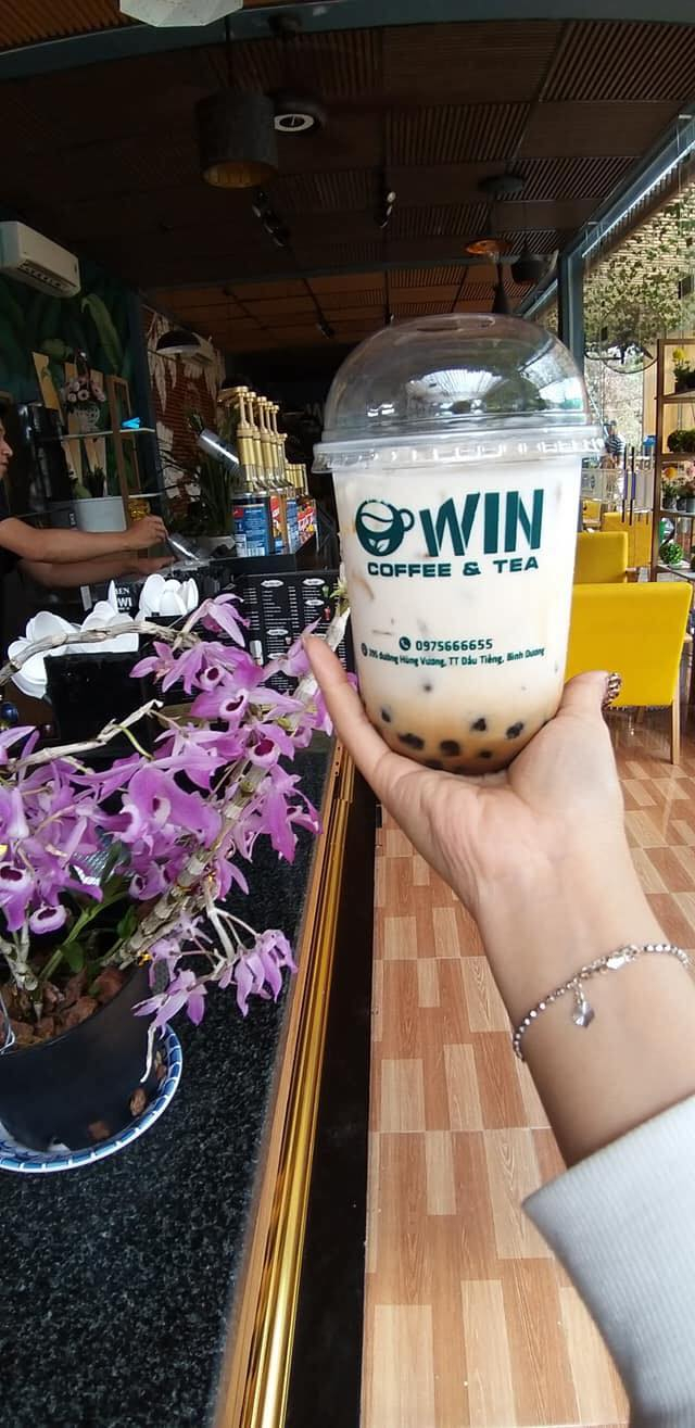 Win Coffee & Tea