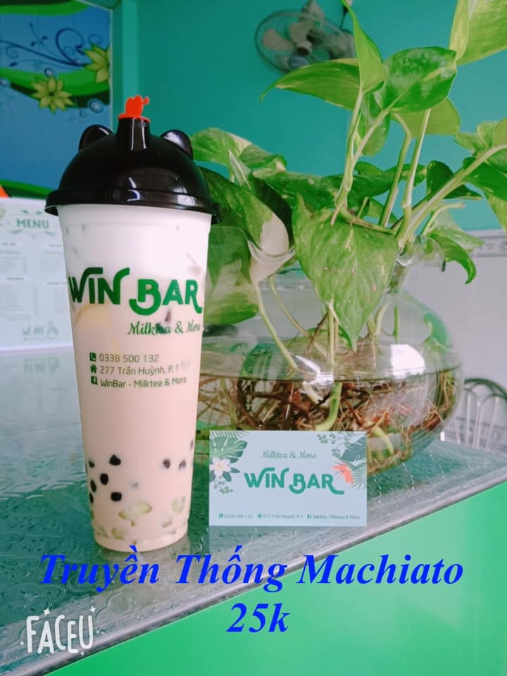 WinBar - Milktea & More