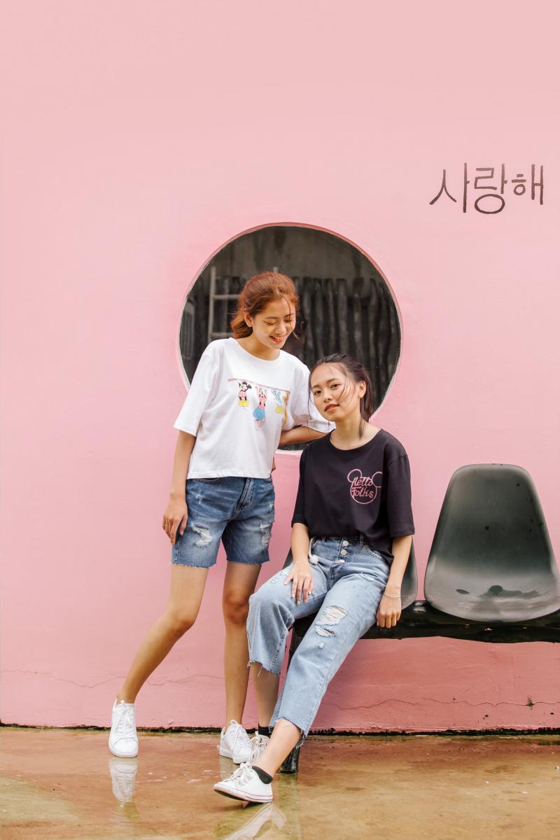 WINCS - Woman in Chic 'n' Casual Style luôn mang đến các set đồ cực chất cho các bạn nữ tại Sài Gòn.