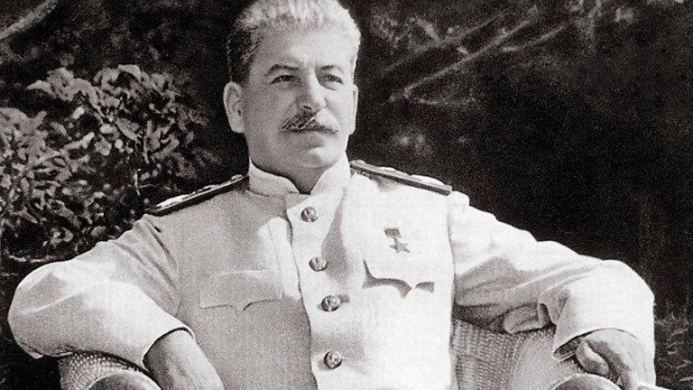 Lãnh đạo tối cao Liên Xô Joseph Stalin