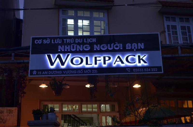 Wolfpack Hostel