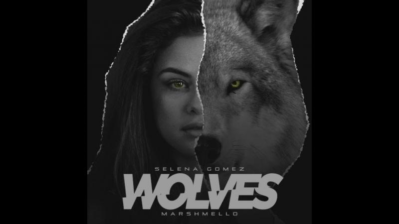 Wolves - Selena Gomez, Marshmello.