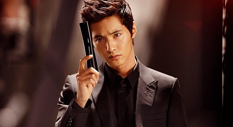 Won Bin còn hút fan nhờ diễn xuất tuyệt vời