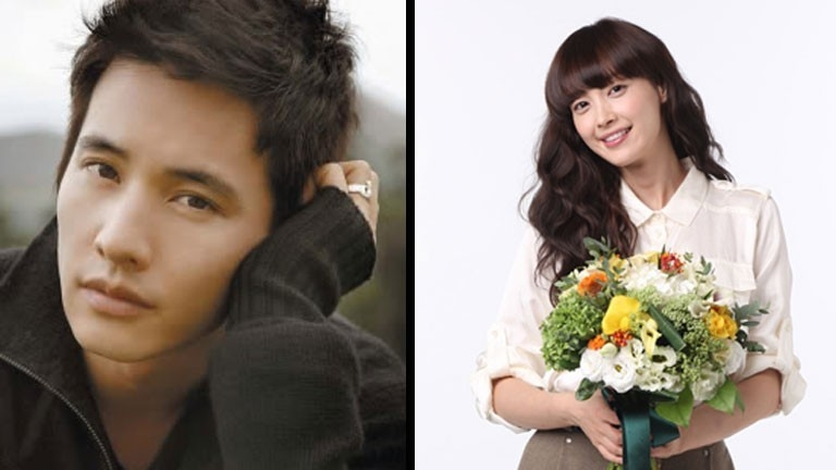 Won Bin - Lee Na Young