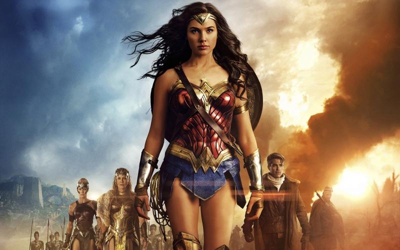 Phim Wonder Woman