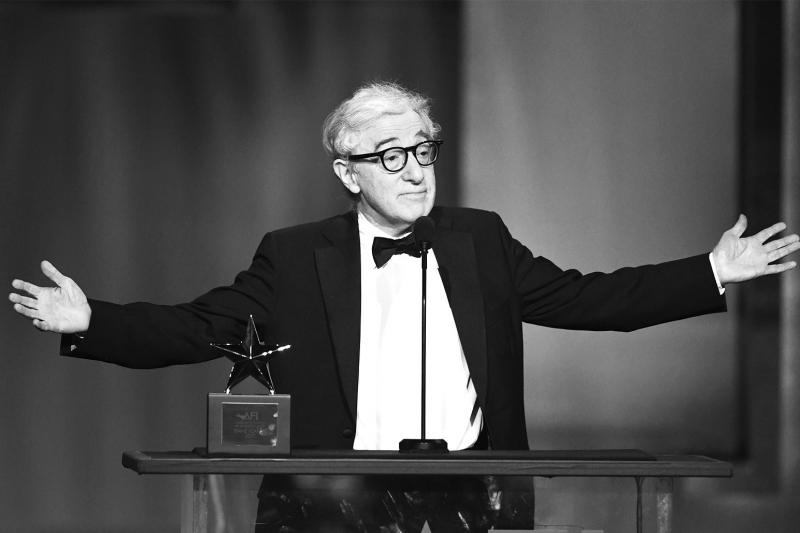 Đạo diễn Woody Allen