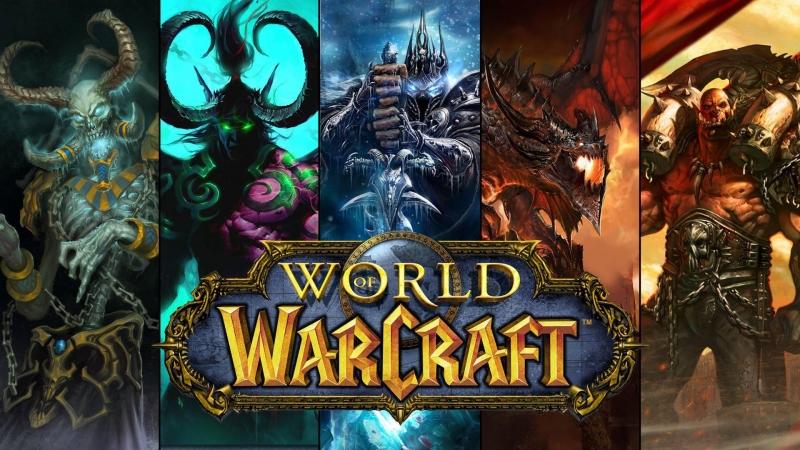WoW là tựa game online thành công nhất trong lịch sử