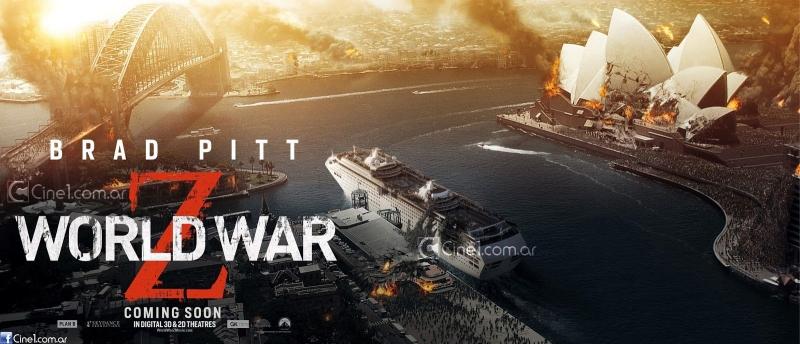 Con người đang đứng trên bờ vực tuyệt chủng trong Worlds War Z.
