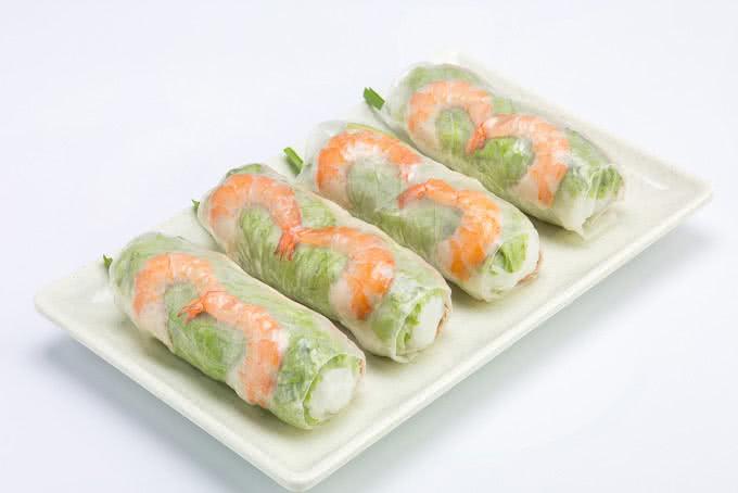 Wrap & Roll – Vincom Lê Văn Việt