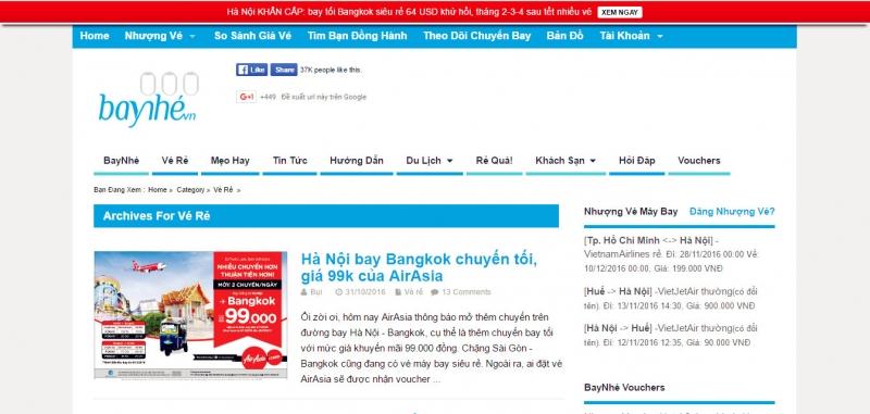 www.baynhe.vn