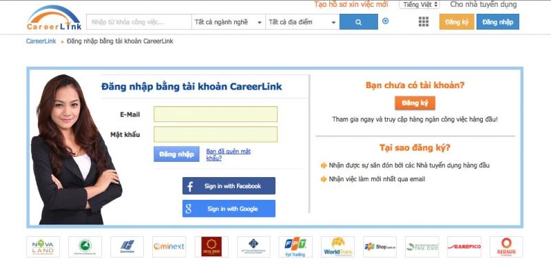 www.careerlink.vn