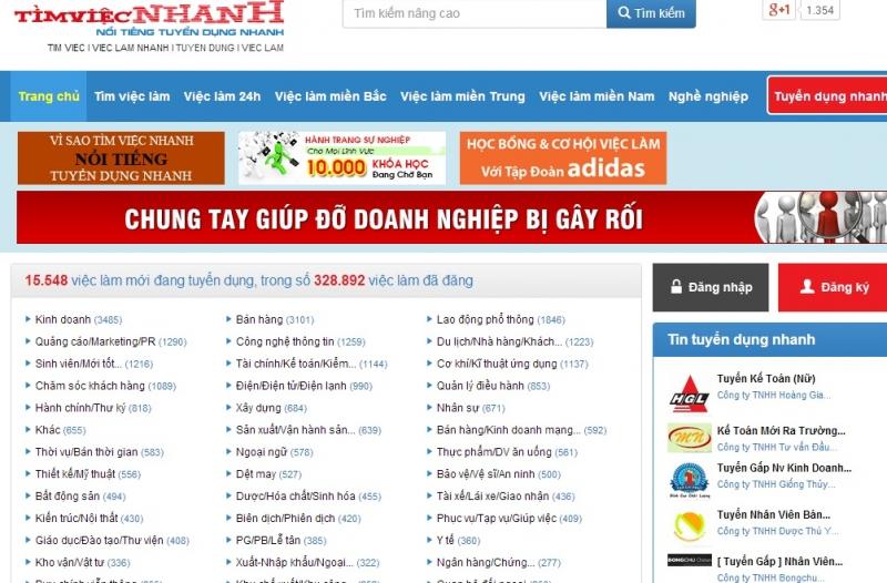 www.timviecnhanh.com