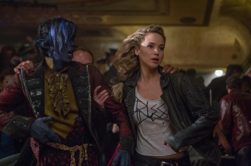 X-Men: Apocalypse (Fox)-534,5 triệu USD