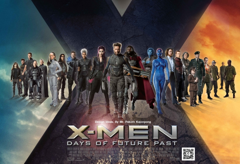 Phim X-Men: Days of Future Past