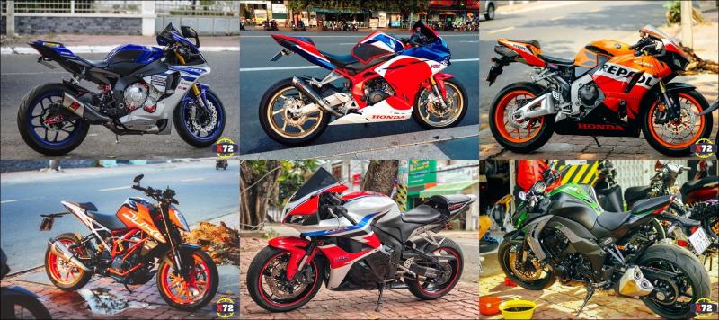 Top 4 Cửa hàng đồ chơi xe máy uy tín nhất Vũng Tàu
