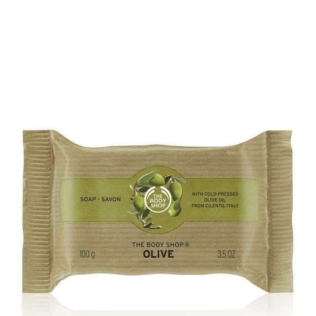Xà Phòng Tắm Olive Từ Oliu Thiên Nhiên
