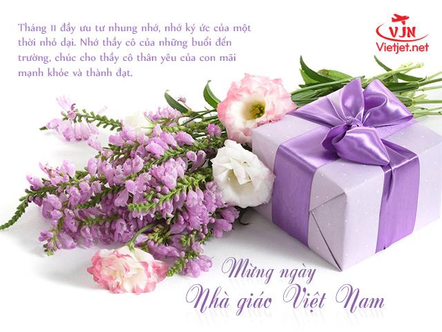 Xã luận ngày nhà giáo Việt Nam