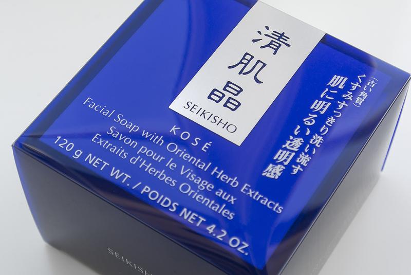 Xà phòng rửa mặt Kosé Sekkisei Facial Essence Soap