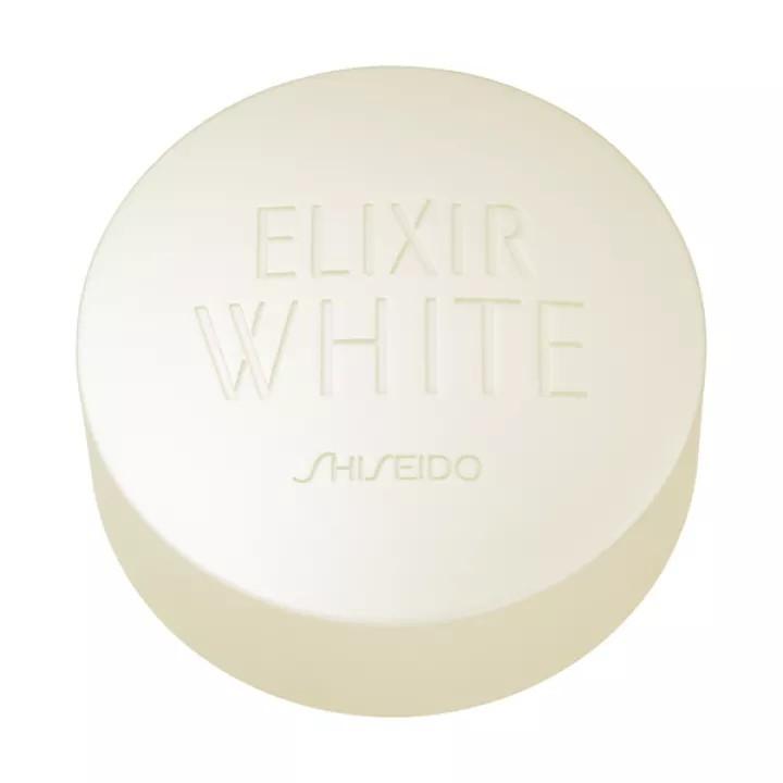 Xà Phòng Rửa Mặt Shiseido Elixir White