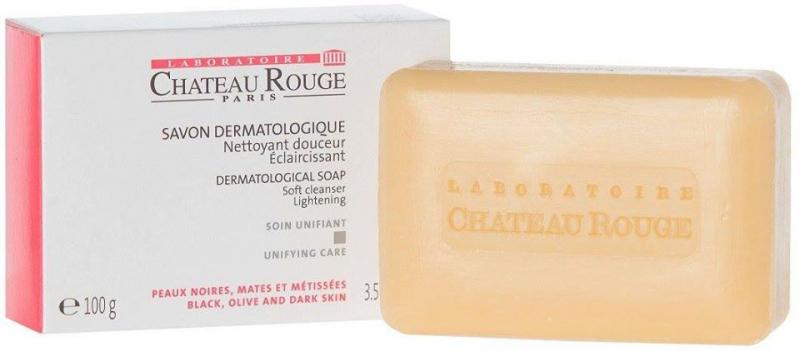 Xà phòng tắm kích trắng da Chateau Rouge