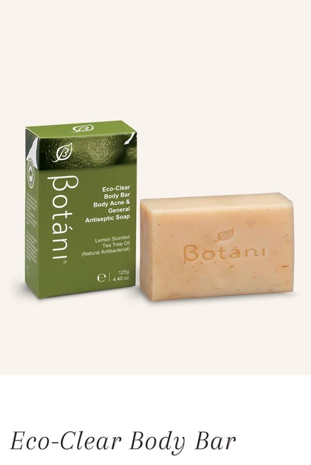 Xà phòng trị mụn Eco-Clear Body Bar của Botáni
