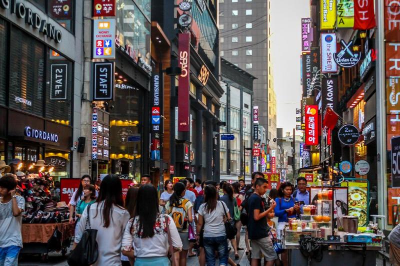 Xác định chổ ở khi bạn đi du lịch Hàn Quốc