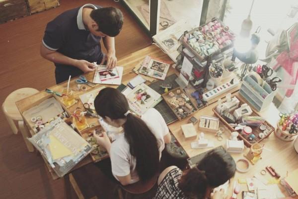 Đồ handmade được làm cho đối tượng khách hàng cụ thể