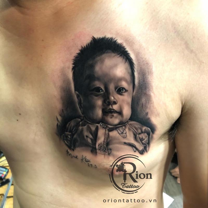 Xăm Nghệ Thuật 88 - Orion Tattoo