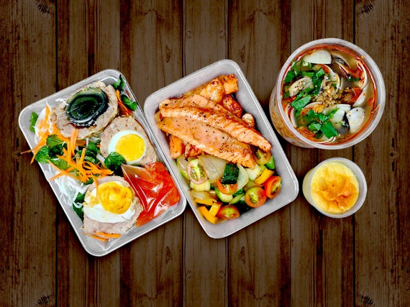 Xanh Lowcarb House - shop bán đồ ăn giảm cân online chất lượng nhất Sài Gòn