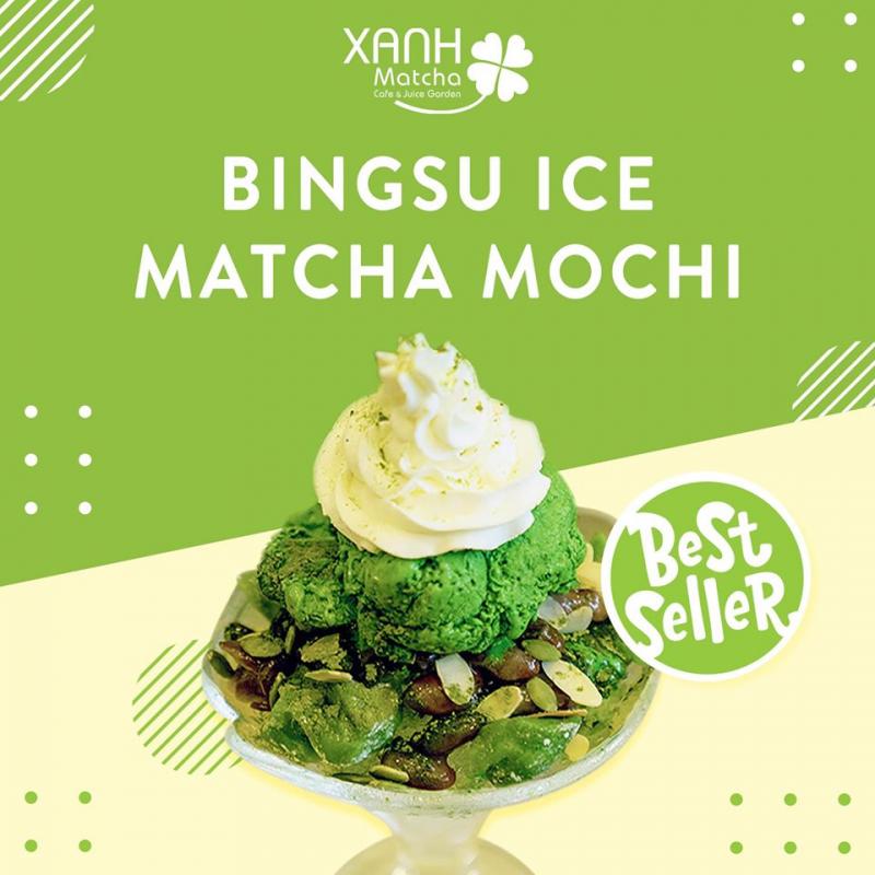 XANH Matcha - Cafe & Juice Garden