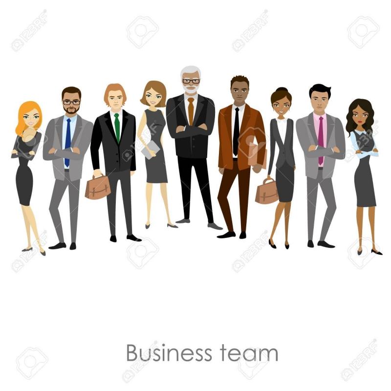 Đội ngũ kinh doanh