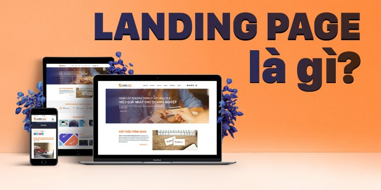 Xây dựng landing page