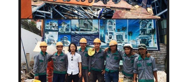 Công nhân của Phố Việt