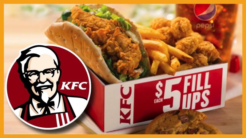 Hãng gà rán KFC với lịch sử phát triển lâu đời