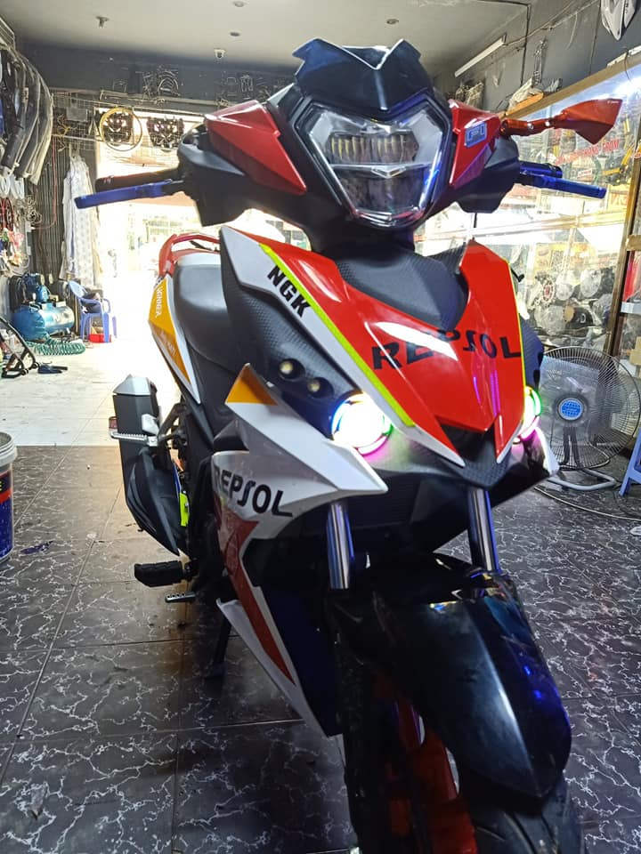 Top 6 địa chỉ dán keo/decal xe máy đẹp nhất quận Gò Vấp, TP. HCM