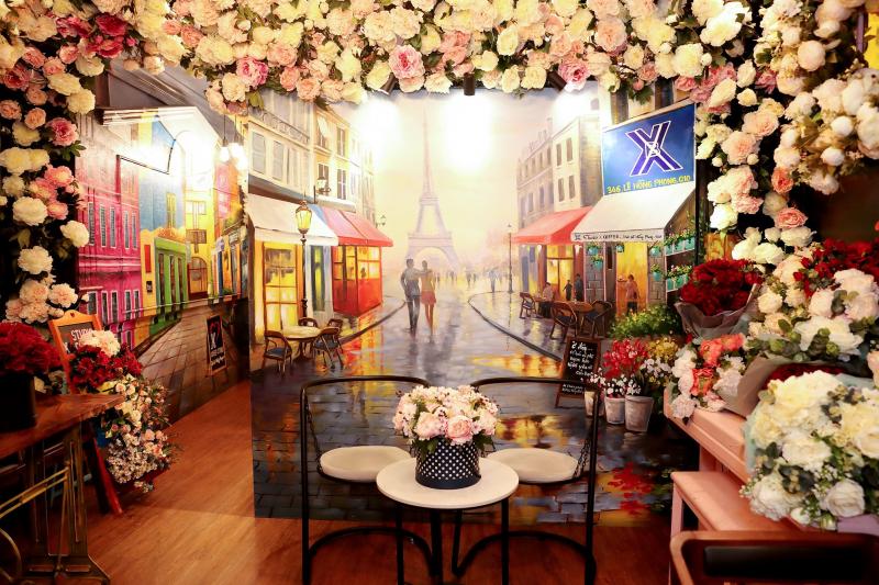 XBIZZ Studio & Coffee Rose sẽ là địa điểm tuyệt vời dành cho bạn nào vừa muốn thưởng thức một ly nước ngon lại chụp được những tấm ảnh siêu xinh để làm mới trang cá nhân của mình
