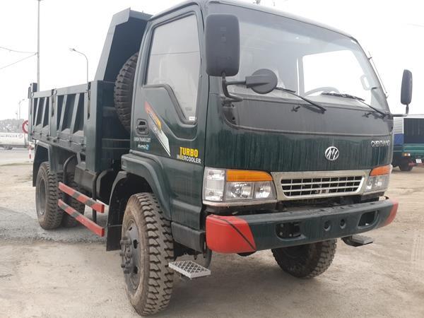 Xe tải ben Chiến Thắng
