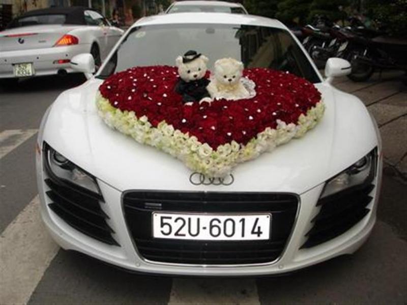 Xe cưới Đà Giang