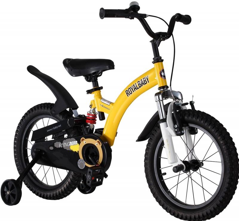Kiểu xe đạp nam tính cho bé trai