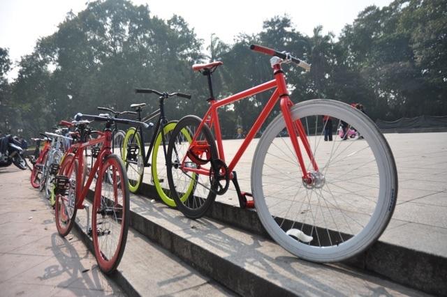 Xe đạp 24h