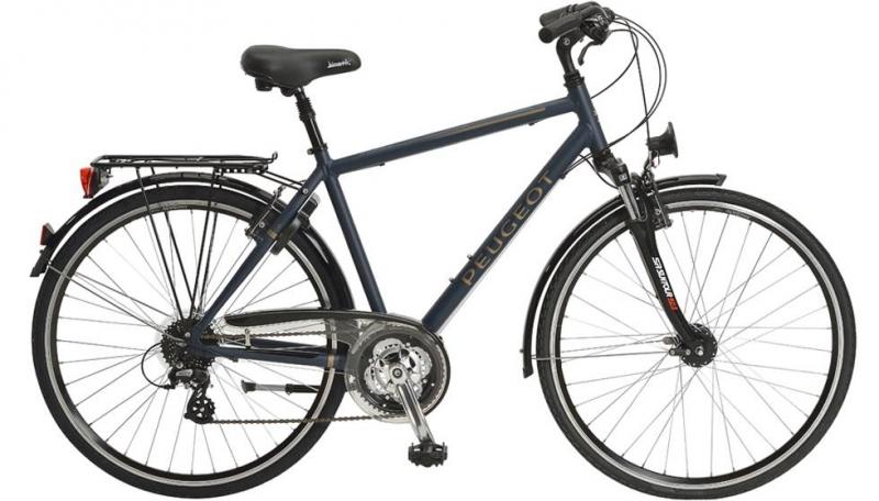 Xe đạp Châu Âu