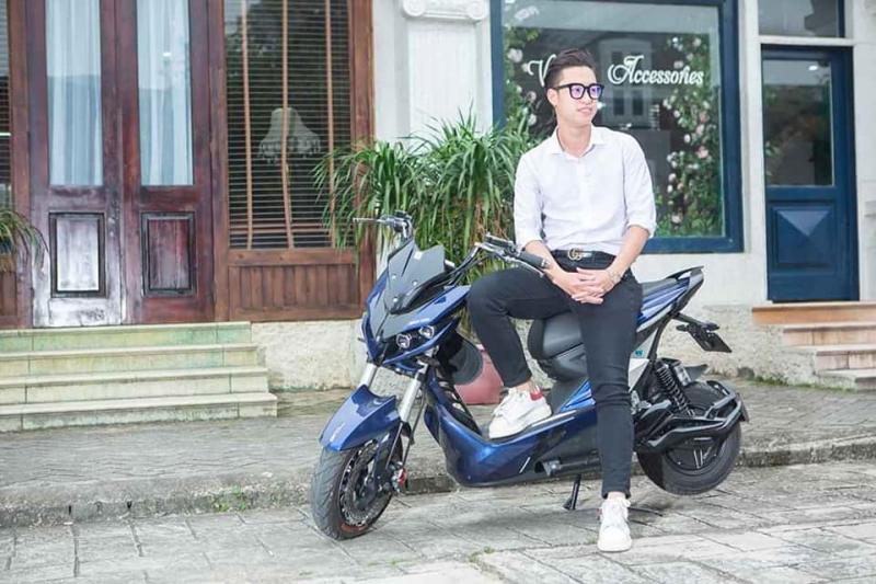 Xe đạp điện Đức Dương