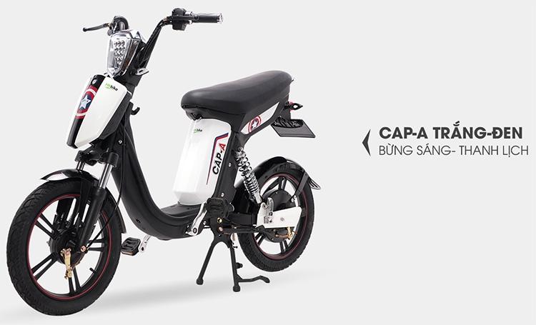 Xe đạp điện – HKbike Cap-A